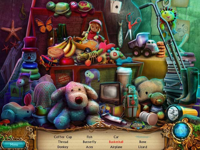 through andreas eyes big fish hidden object game