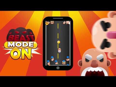 beast mode on free screaming game