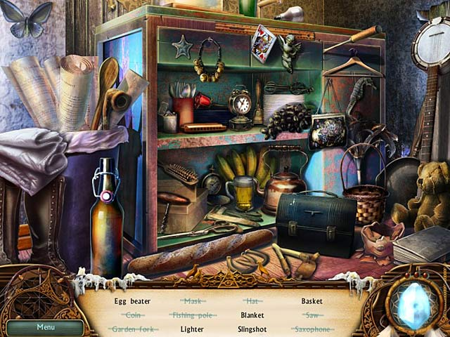 the gift big fish hidden object game